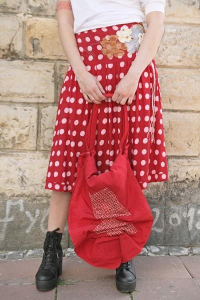 suknja crvene tufne2